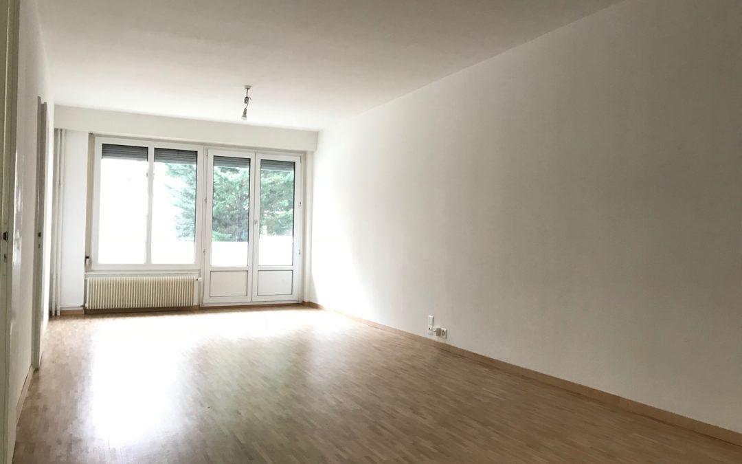 CHARMILLES – Appartement de 4 pièces au rez-de-chausséeCHF 1'984.-